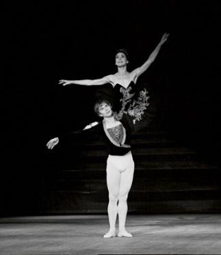 Margot Fontane and Rudolf N